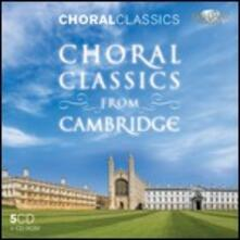 Choral Classics from Cambridge - CD Audio