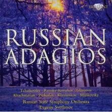 Russian Adagios - CD Audio