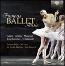 Famous Ballet Music - CD Audio