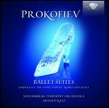 Suites dai balletti - CD Audio di Sergej Sergeevic Prokofiev