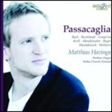 Passacaglia - CD Audio di Matthias Havinga