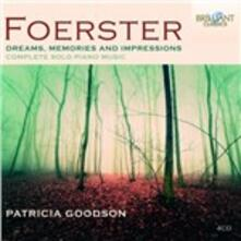 Opere per pianoforte - CD Audio di Josef Bohuslav Foerster