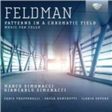 Musica per violoncello completa - CD Audio di Morton Feldman,Marco Simonacci