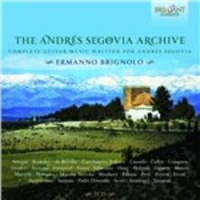Archivio di Andrés Segovia - CD Audio di Andrés Segovia