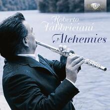 Alchemies - CD Audio di Roberto Fabbriciani