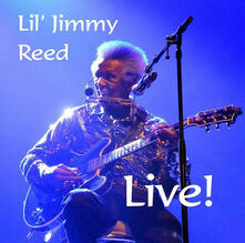 Live! - CD Audio di Jimmy Reed