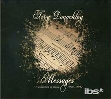 Messages - CD Audio di Troy Donockley