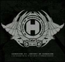 Hardware XV. 15 Years of Renegade Hardware - CD Audio