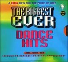 Biggest Ever Dance Hits - CD Audio