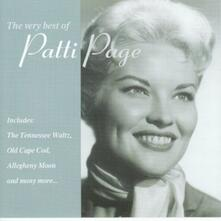 The Very Best of Patti Page - CD Audio di Patti Page