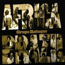 Africa Brazil - CD Audio di Grupo Batuque