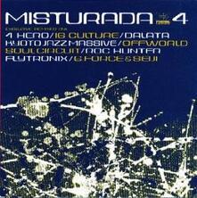 Misturada 4 - CD Audio