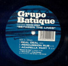 Between the Lines - Vinile LP di Grupo Batuque