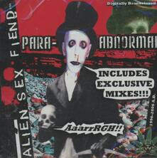 Para Abnormal - CD Audio di Alien Sex Fiend