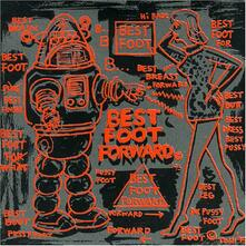 Best Foot Forward - CD Audio