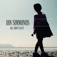 All That's Left - Vinile LP di Ian Simmonds
