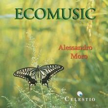 Ecomusic - CD Audio di Alessandro Moro