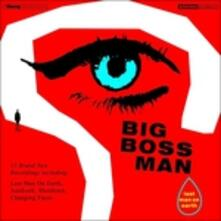 Last Man on Earth - CD Audio di Big Boss Man