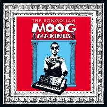 Moog Maximus - CD Audio di Bongolian