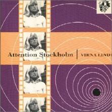 Attention Stockholm Ep - CD Audio di Virna Lindt
