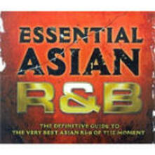 Essential Asian R&B - CD Audio