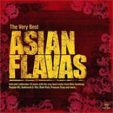 The Very Best of Asian Flavas. 10 Years of Outcaste - CD Audio