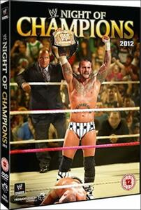 Night Of The Champions 2012 - DVD