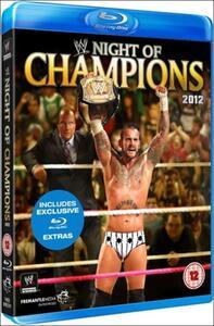 Night Of The Champions 2012 - Blu-ray