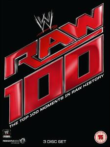 Raw 100. The Top 100 Moments In Raw History (3 DVD) - DVD