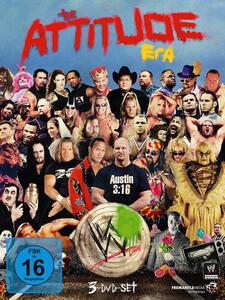 The Attitude Era (3 DVD) - DVD