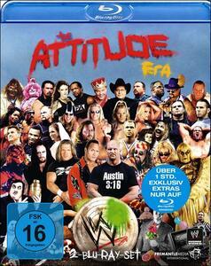 The Attitude Era (2 Blu-ray) - Blu-ray