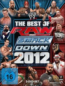 Best Of Raw & Smackdown 2012 (3 DVD) - DVD