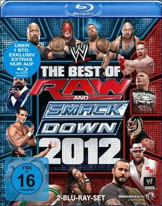 Best Of Raw & Smackdown 2012 (2 Blu-ray) - Blu-ray