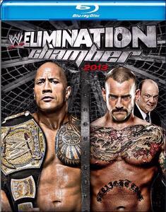 Elimination Chamber 2013 - Blu-ray