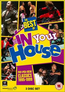 The Best Of In Your House (3 DVD) - DVD