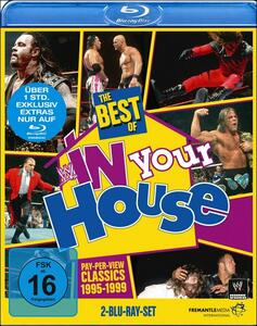 The Best Of In Your House (2 Blu-ray) - Blu-ray