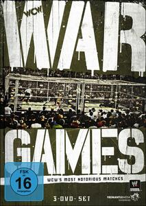 War Games Wcw's Most Notorious Matches (3 DVD) - DVD