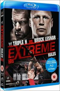 Extreme Rules 2013 - Blu-ray