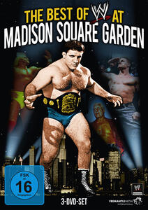 Best Of Wwe At Madison Square Garden (3 DVD) - DVD