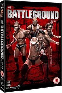 Battleground 2013 - DVD