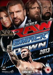 Best Of Raw & Smackdown 2013 (3 DVD) - DVD