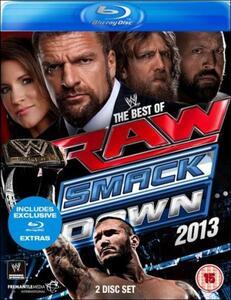 Best Of Raw & Smackdown 2013 (2 Blu-ray) - Blu-ray