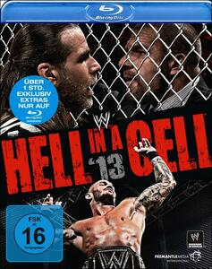 Hell In A Cell 2013 - Blu-ray
