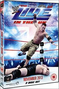 Live In The Uk. November 2013 (2 DVD) - DVD
