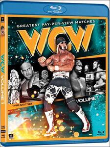 Wcw Greatest Ppv Matches. Vol. 1 (2 Blu-ray) - Blu-ray