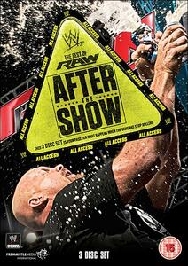 Best Of Raw. After The Shaw - DVD