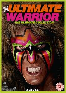 Ultimate Warrior Matches (3 DVD) - DVD