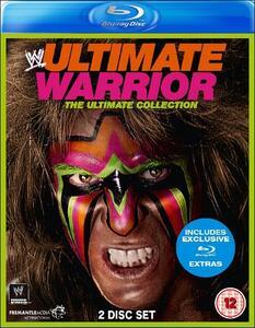 Ultimate Warrior Matches (2 Blu-ray) - Blu-ray