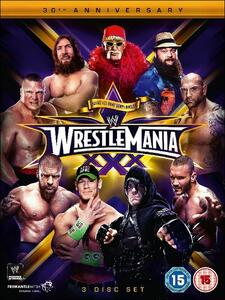 Wrestlemania 30 (3 DVD) - DVD