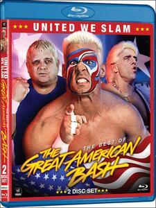 United We Slam. The Best Of The Great American Bash (2 Blu-ray) - Blu-ray